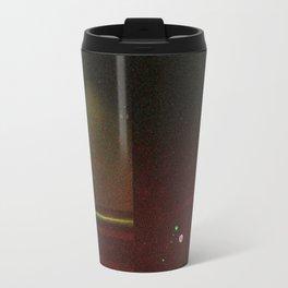 Damaged Disposable Camera Film - Bench Travel Mug