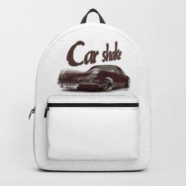 Car shake Backpack