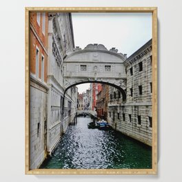 Venice Canal Serving Tray
