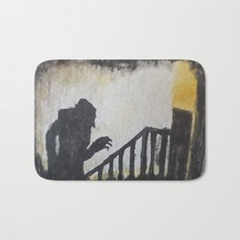 Up the Stairs Bath Mat