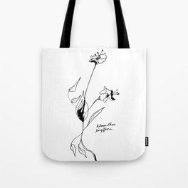 Acleisanthes longiflora Tote Bag