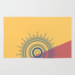 Circles #2 Rug