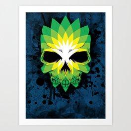 BP Death Art Print