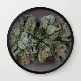 Dr Who Medicinal Medical Marijuana Wall Clock