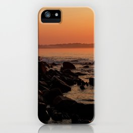 Over Cast iPhone Case