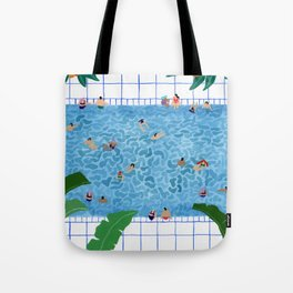 Oranjepool Tote Bag