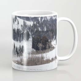 Specimen Ridge - Yellowstone National Park Coffee Mug
