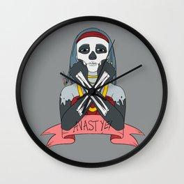 """""""Avast Ye!"""" V2 Wall Clock"""