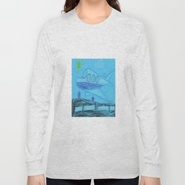 Fly Me, PLEASE! Long Sleeve T-shirt