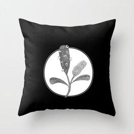 Banksia pt. 2 Throw Pillow