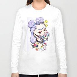 Toxic Pastel Goth Long Sleeve T-shirt