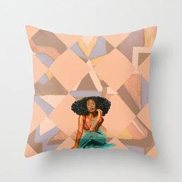 @SaintRecords Throw Pillow