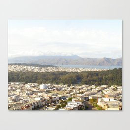 San Francisco I Canvas Print