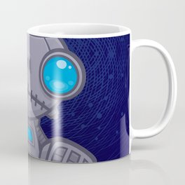 Sad Robot Coffee Mug