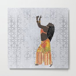 Belly dancer 11 Metal Print