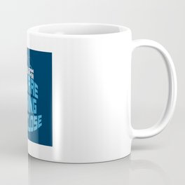 If You Can Read This You Are Fishing Too Close - Funny Fishing Quote Gift Coffee Mug