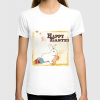 easter T-shirts featuring Easter by Michelle Krasny