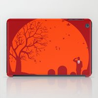 metal gear solid iPad Cases featuring Solid by franz
