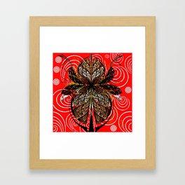 Bichos Framed Art Print