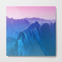 Mountains 2017 Metal Print