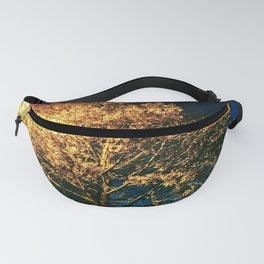 A moment at sunrise Fanny Pack