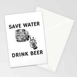 Barrel Beer Stationery Cards