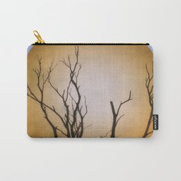 Woodland Sunset Carry-All Pouch