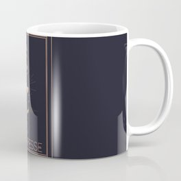 La Papesse or The High Priestess Tarot Coffee Mug