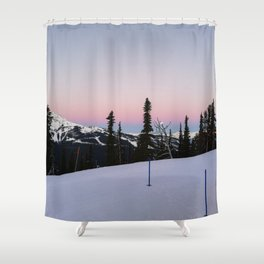 Early morning serenity Shower Curtain