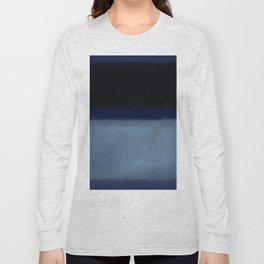 Rothko Inspired #1 Long Sleeve T-shirt