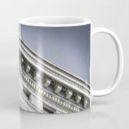 Top of the Iron Coffee Mug