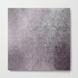 Victorian lilac Metal Print