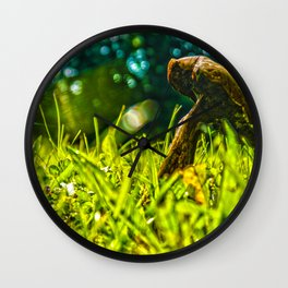 The poisonous fungus Wall Clock