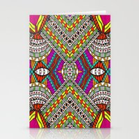 gypsy Stationery Cards featuring Gypsy by Kimberly McGuiness