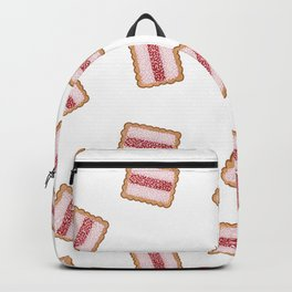 Iced Vovo a GoGo in White Backpack