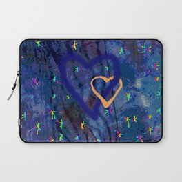 Star rainbow Laptop Sleeve
