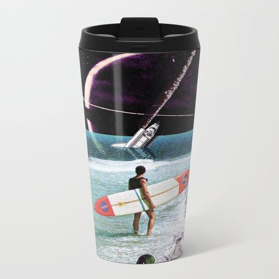 Stranded Metal Travel Mug