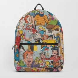 Archie Comics Collage #2 Backpack