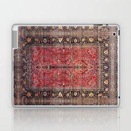 Antique Persian Red Rug Laptop & iPad Skin