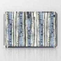 birch iPad Cases featuring Birch by Sand Salt Moon