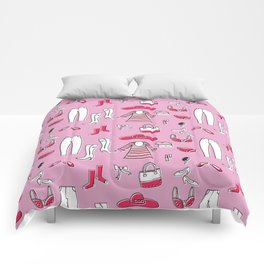 closet Comforters
