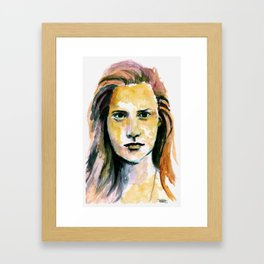 How It Usually Goes Framed Art Print