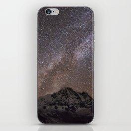 Annapurna Landscape iPhone Skin