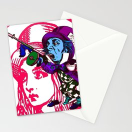 Alice&Hatter Stationery Cards