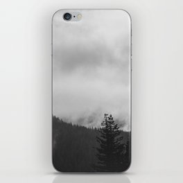 Undone - nature photography iPhone Skin
