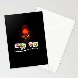 Happy Toyz (Alternate) Stationery Cards