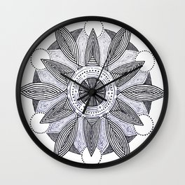 Shape Wall Clock