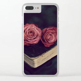 Wisdom Clear iPhone Case