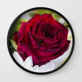 Love So Pure Wall Clock