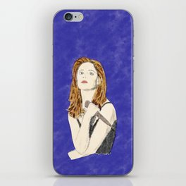 Buffy the Vampire Slayer - Watercolor iPhone Skin